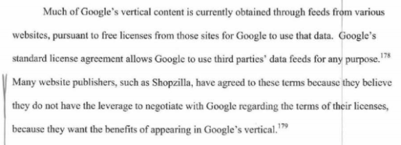 Shopzilla worried about exclusion from Google's listings