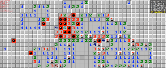 Multiplayer Minesweeper!