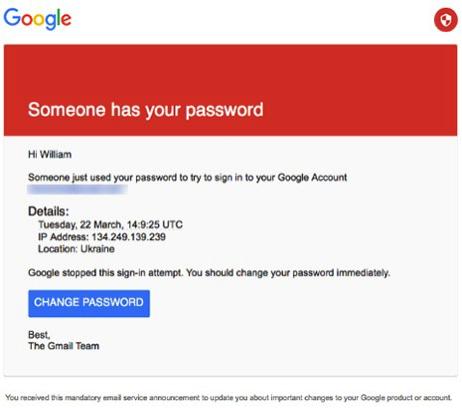 Podesta email hack